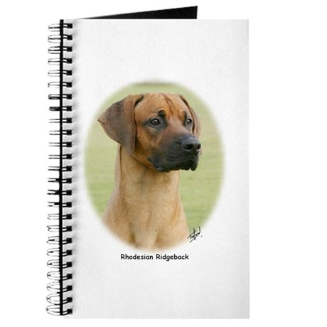 Rhodesian Ridgeback 9Y198D-320 Journal