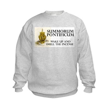 Summorum pontificum Kids Sweatshirt