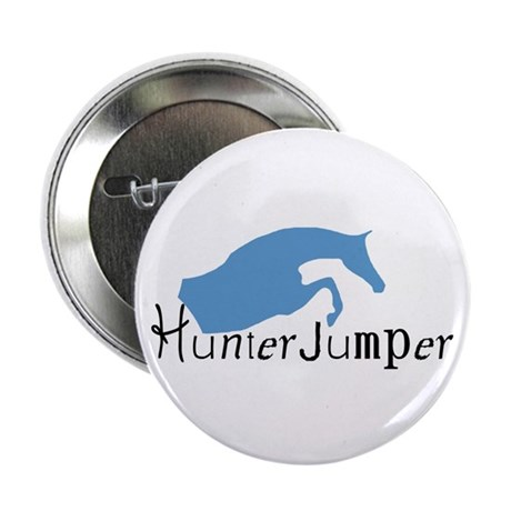 """Hunter Jumper Horse 2.25"""" Button (100 pack)"""