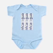 Nicaragua Tipo Infant Bodysuit