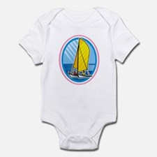 Sailing Infant Bodysuit