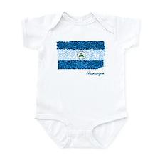 Nicaragua Pintado Infant Bodysuit