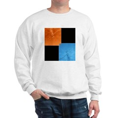Flying, Floating Jesus Sweatshirt