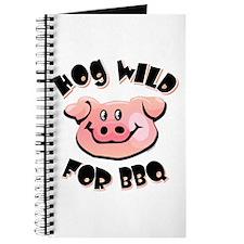 Hog Wild For BBQ Journal