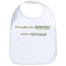Cute Fishing womens Bib