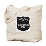 VA Beach Negotiator Tote Bag