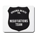 VA Beach Negotiator Mousepad