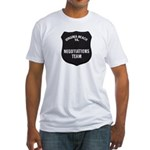 VA Beach Negotiator Fitted T-Shirt