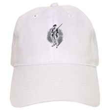 Patriotic Stamp Baseball Cap