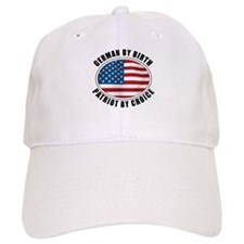German By Birth Baseball Cap