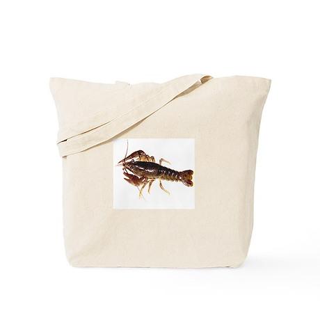 Crayfish Tote Bag