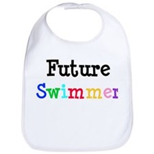 Future Swimmer Bib