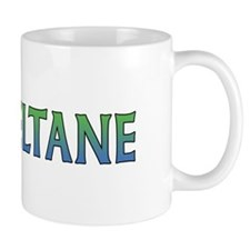 Beltane Knot Mug (blue/green)