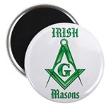 The Irish Masons Magnet