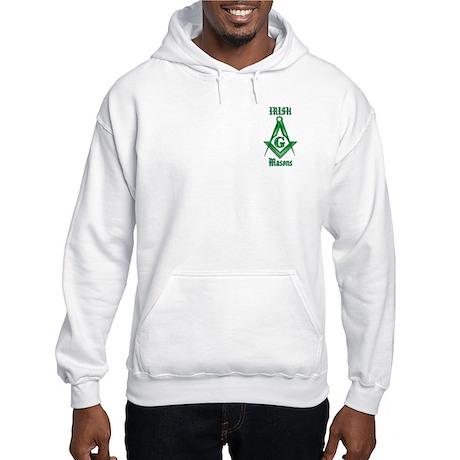The Irish Masons Hooded Sweatshirt