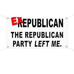 Ex-Republican Banner
