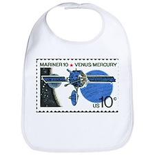 Space Stamp Bib