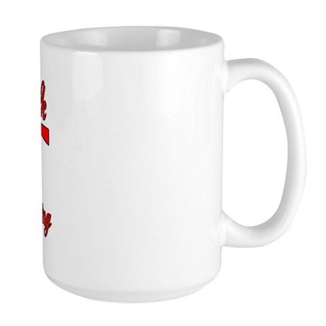Mommy's Milk Breastfeeding Large Mug