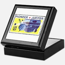 Space Stamp Keepsake Box