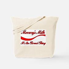 Mommy's Milk Breastfeeding Tote Bag