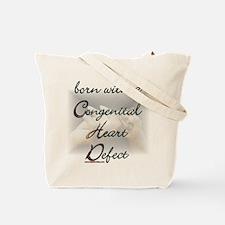 Cute Hypoplastic left heart Tote Bag