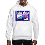 Trailer Woman Hooded Sweatshirt