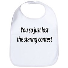 Unique Staring boobs Bib