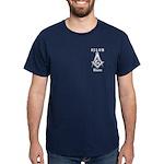 AF&AM Masons Dark T-Shirt