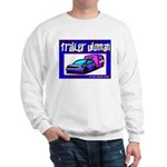 Trailer Woman Sweatshirt