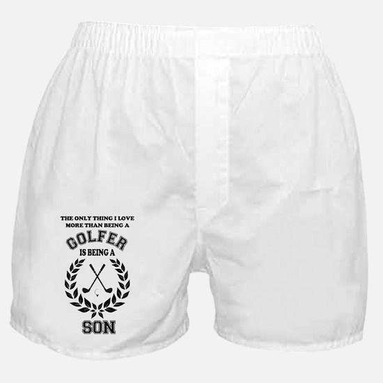 Unique Squirting Boxer Shorts