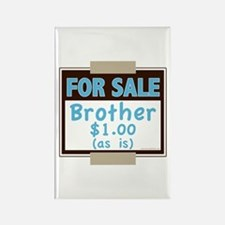 For Sale Brother $1 As Is Rectangle Magnet