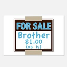 For Sale Brother $1 As Is Postcards (Package of 8)