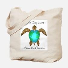 Earth Day Tote Bag