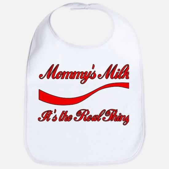 Mommy Milk Breastfeeding Bib