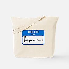 Polyamorous Tote Bag