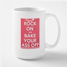 "Cupcake Rehab ""ROCK ON..."" Mug"