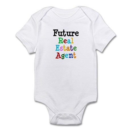 Real Estate Agent Infant Bodysuit