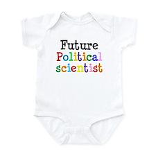 Political Scientist Infant Bodysuit