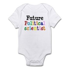 Political Scientist Onesie