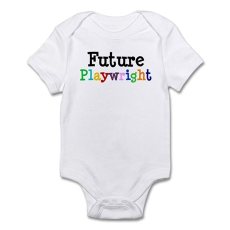 Playwright Infant Bodysuit