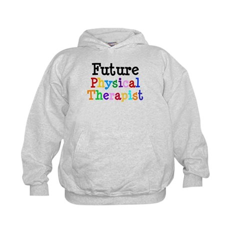 Physical Therapist Kids Hoodie