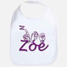 Zoe Bib