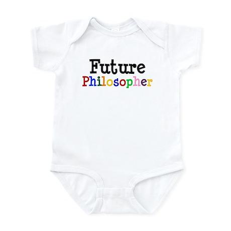 Philosopher Infant Bodysuit