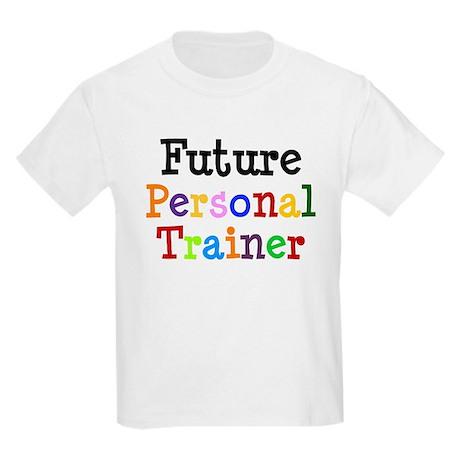 Personal Trainer Kids Light T-Shirt