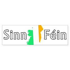 Sinn Féin Bumper Sticker (10 pk)