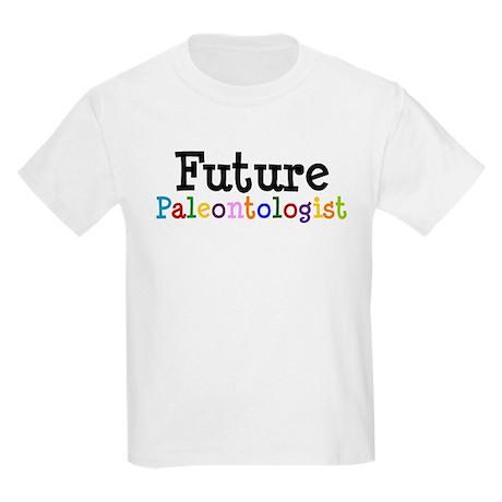 Paleontologist Kids Light T-Shirt