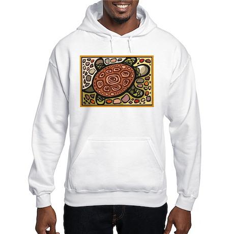 Tortoise Tour Hooded Sweatshirt