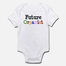 Organist Infant Bodysuit
