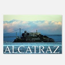 Alcatraz Postcards (Package of 8)