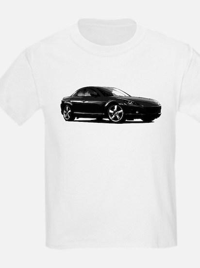Black RX-8 T-Shirt